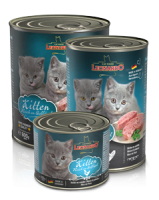 Консервы Bewital Leonardo Kitten для котят (Курица) - 200 г