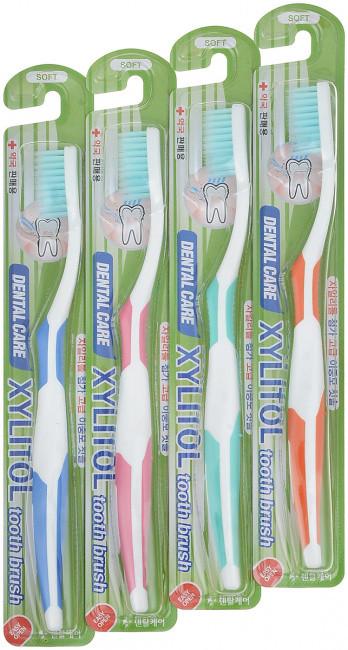 Зубная щетка XYLITOL Dental Care