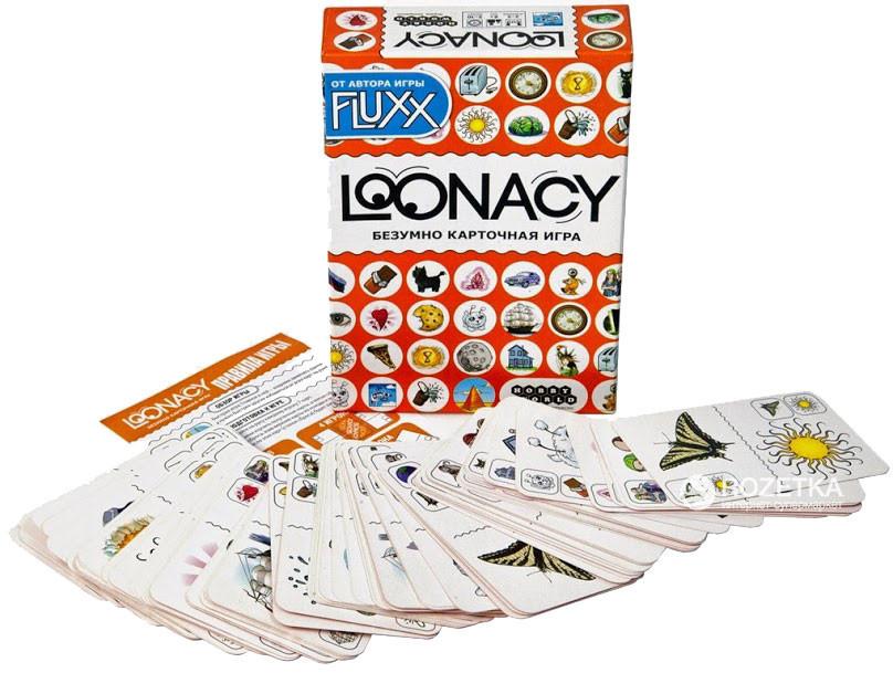 Настольная игра Hobby World Loonacy