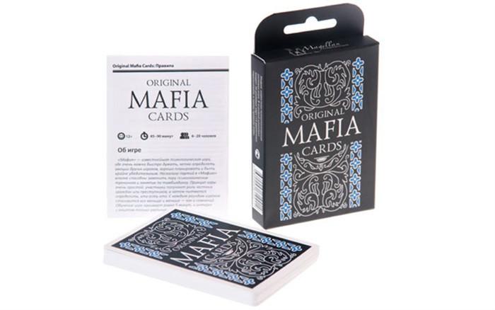 """Настольная карточная игра """"Мафия: Оригинальная"""""""