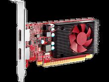 HP 5JW82AA Видеокарта AMD Radeon R7 430 с 2 ГБ DisplayPort