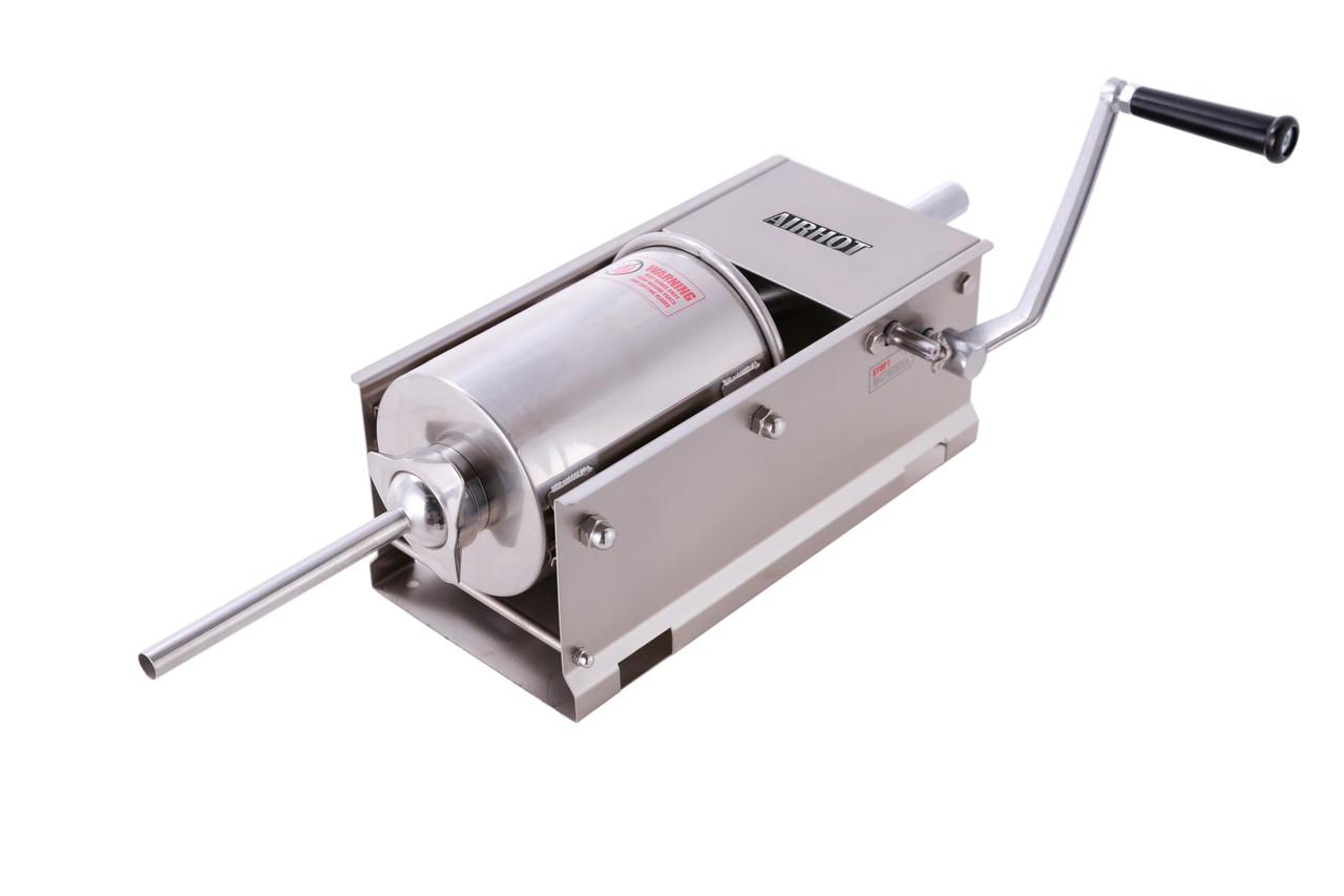 Шприц колбасный AIRHOT 3Л горизонтальный SH-3