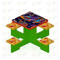 Столы для детской площадки