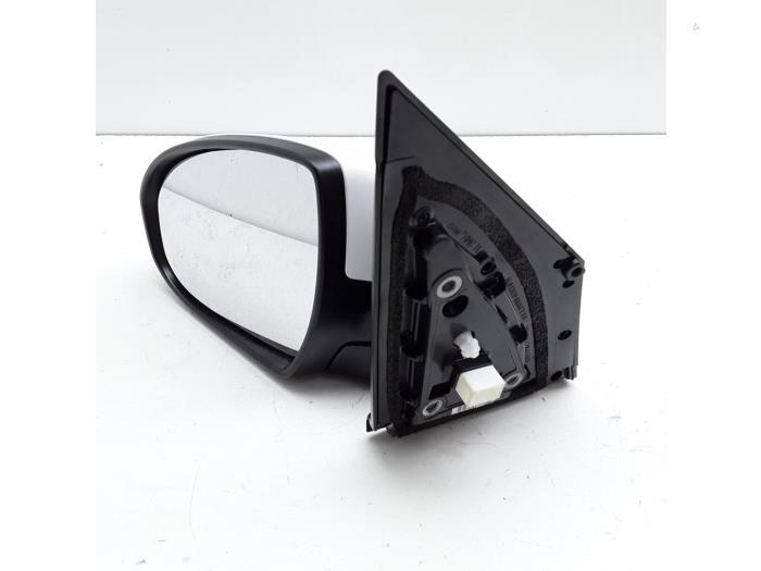 Зеркало левое Hyundai Tucson (2016-2019)