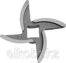 Нож саблевидный в упаковке Аксион