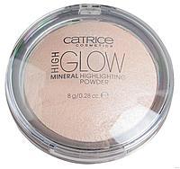 "Пудра-хайлайтер Catrice для лица ""High Glow Mineral"""