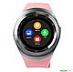 Сенсорные умные часы-телефон Smart-Watch Y1, фото 5