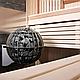 Стенной кронштейн HGL1 для Harvia Globe GL70, фото 4