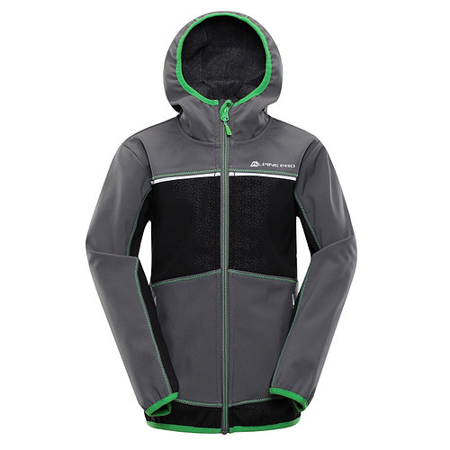 Куртка STORMO 2 Серо-зеленый, 152-158