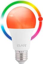 Умная лампочка светодиодная ELARI LMS-27RGB с голосовым/дистанционным управлением, фото 2