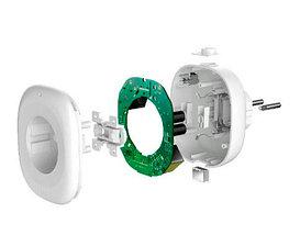 Умная розетка с голосовым/дистанционным управлением и выходом USB Elari Smart Socket, фото 3