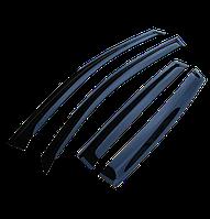 Комплект дефлекторов LUX для а/м Renault Duster 2011-... г.в.
