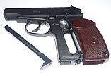 Пневм. пистолет Borner ПМ49,кал.4,5мм, фото 3