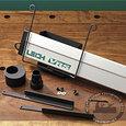 Шипорезки Leigh SuperJig с устройством пылеудаления и поддержки фрезера и аскессуары, фото 5