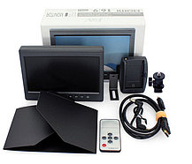 Профессиональный ЖК Монитор  F-01  4х3/ 16х9/ 16х10  /HDMI,SDI, фото 2