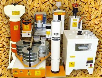 Оборудование для контроля качества зерна