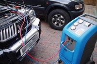 Заправка авто кондиционеров с выездом в Алматы