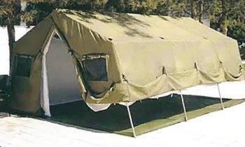 Палатка каркасная модульная