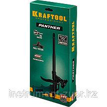 """Пистолет для монтажной пены """"PANTHER"""", металлический корпус, полное тефлоновое покрытие, KRAFTOOL, фото 3"""