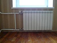 Установка радиаторов