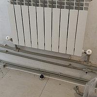Монтаж отопление в Алматы