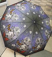 Зонты, 3D, новая коллекция, шелк