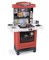 Интерактивная кухня Smoby CookTronic (кипение, свет, звук) красный, фото 1