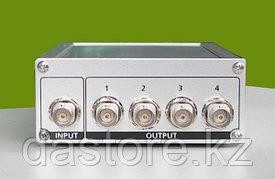 "Les DS-14HD Усилитель-распределитель ""1 в 4"" сигналов HD/SD SDI"