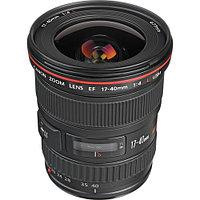 Canon EF 17-40mm f/4L USM Сверхширокий зум-объектив - черный, фото 1
