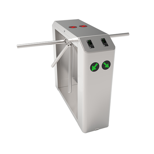 Турникет-трипод TS2211 с контроллером и считывателем RFID карт