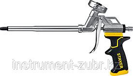 """Пистолет для монтажной пены """"HERCULES"""", металлический корпус, регулировка подачи пены, STAYER"""