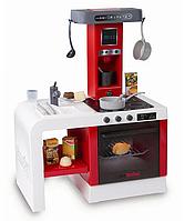 Кухня Smoby Tefal Cheftronic электронная (кипение, свет и звук) красный