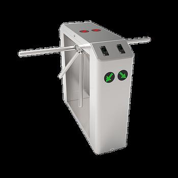 Турникет-трипод TS2222 c контроллером и комбинированным биометрическим считывателем