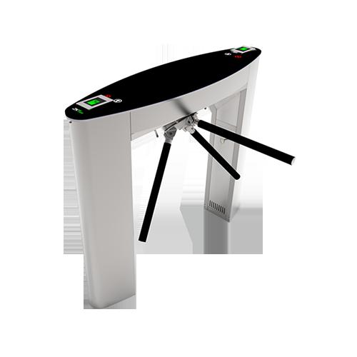Турникет-трипод TS5011А с контроллером и считывателем RFID карт