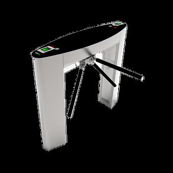 Турникет-трипод TS5022А c контроллером и комбинированным биометрическим считывателем