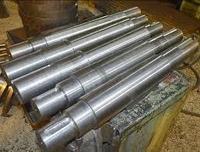 Валы для конусных дробилок КСД-600, КМД-900, КСД-900, КМД-1200 ГР, КСД-1200 ГР, КСД-1200 Т, КМД-1750 Гр, КС