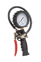 NORDBERG ПИСТОЛЕТ Ti6 для подкачки колес с манометром 80 мм, для легковых авто, фото 1