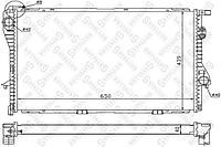 Радиатор системы охлаждения STELLOX 10-25082-SX BMW E38 2.8i-5.4i 94-01