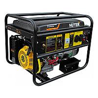 Электрогенераторы - Бензиновый генераторы, Дизельные генераторы. Электростанции HUTER