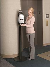 Стационарная металлическая стойка для сенсорных диспенсеров Kimberly-Clark 11430, фото 2
