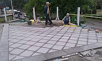 Монтажные работы с мрамором