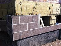 Монтаж фасада гранитом