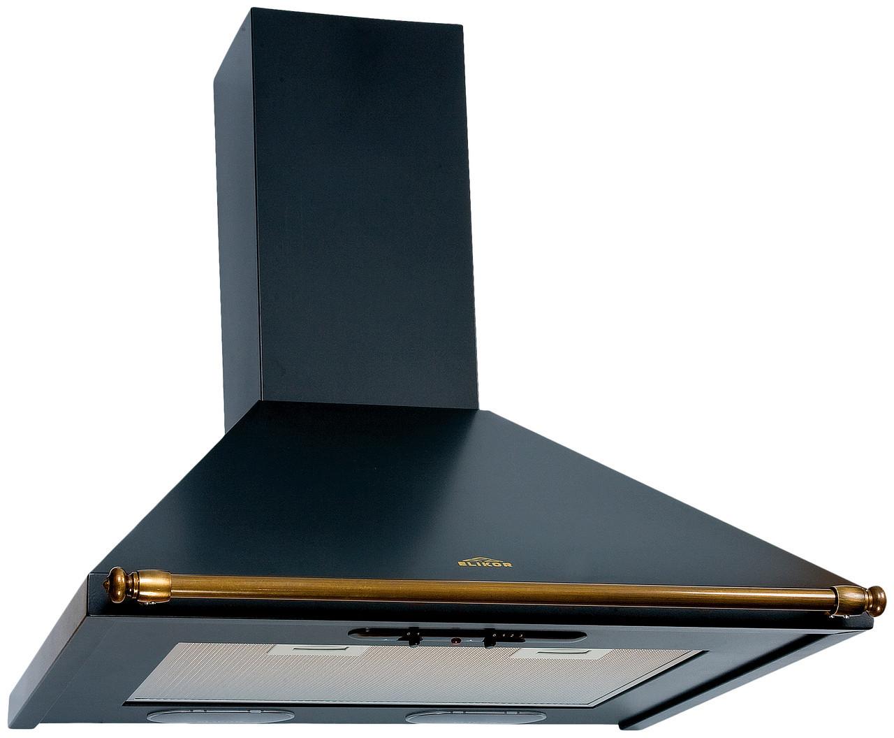 Вытяжка кухонная Вента 60П-650-КЗД (ваниль)