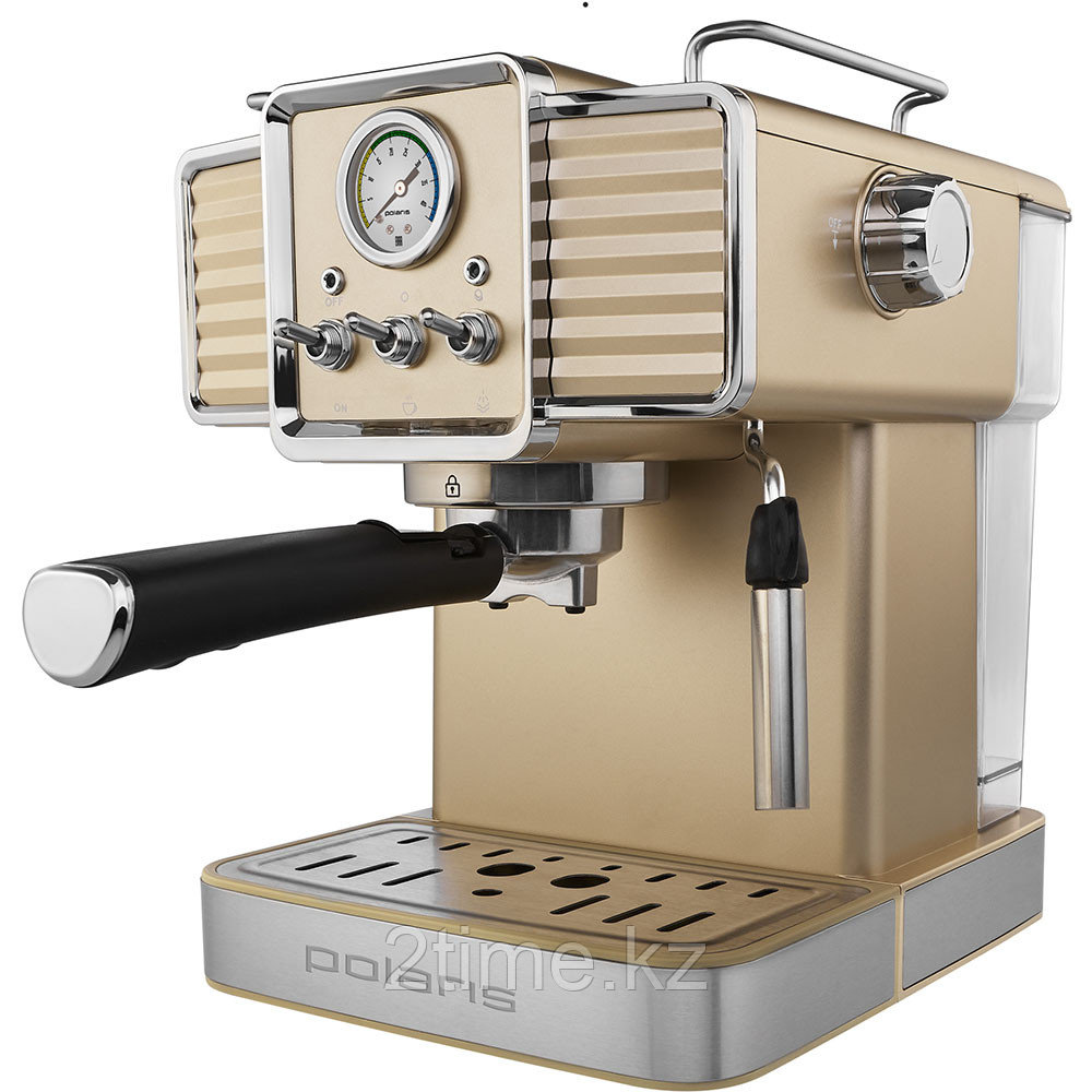 Кофеварка POLARIS PCM 1538E Adore Crema эспрессо