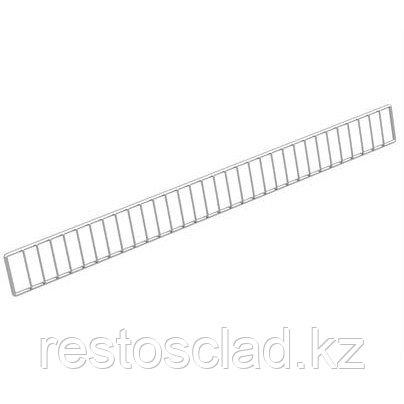 Ограничитель 470х85 мм для углового внешнего стеллажа