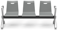 Скамья для ожидания (3-х местная), модель Bоn- 034