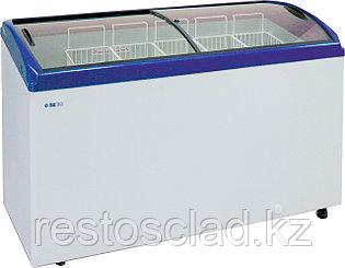Ларь морозильный ITALFROST CF 400C синий