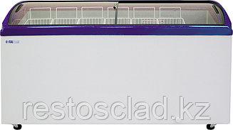 Ларь морозильный ITALFROST CF 600C синий