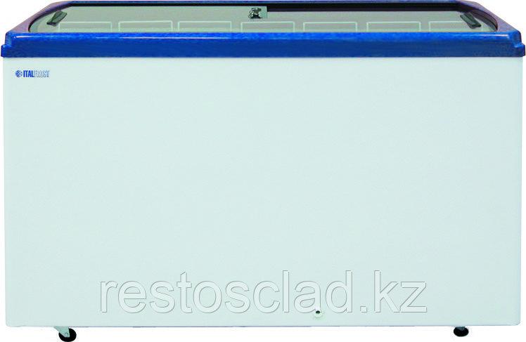 Ларь морозильный ITALFROST CF 600F синий