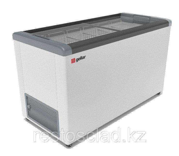 Ларь морозильный GELLAR FG 500 C серый